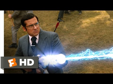 Anchorman 2: The Legend Continues – News Team Battle Scene (10/10) | Movieclips