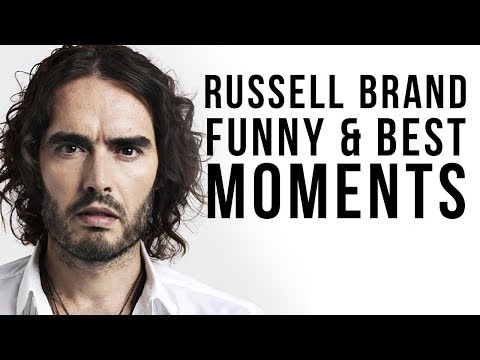 Russell Brand Funny and Best Moments – Funny Videos