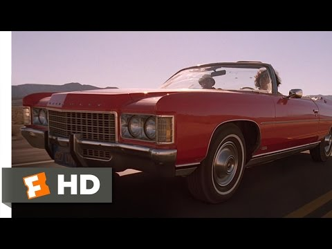 Somewhere Around Barstow – Fear and Loathing in Las Vegas (1/10) Movie CLIP (1998) HD