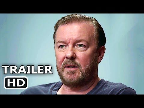 AFTER LIFE Official Trailer (2019) Ricky Gervais, Netflix Movie HD