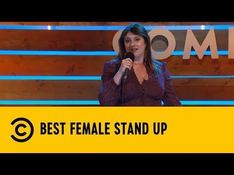 Stand Up Comedy: Best Female Comedians Vol. 1 – Comedy Central